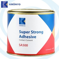 KRONYO super glue strong leather adhesive