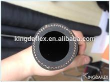 flexible black NR material slurry discharge hose