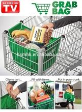 Shopping Cart Go Bag Grab Bag