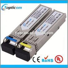 nice price 1.25g sfp transceivers bidi 20km 1490nmTX/1310nmRX SMF Extreme compatible 10056