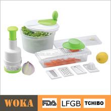 EBAY Hot Selling Vegetable Slicer Fruit Cucumber Potato Carrot Cutter Kitchen Salad maker