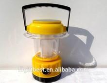 Hot sales popular fashion double panels solar led lantern lamp, Solar led camping lantern ,solar lamp to Lithuania