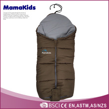 European and international standards new style Cotton heated baby sleeping bags