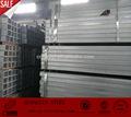 De alta calidad de acero galvanizado/fabricante 40 horario de tubo galvanizado/proveedor 40 horario de galvanizado