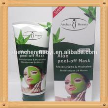 Natural Cucumber peel off facial mask