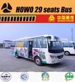 Transporte de metro 10-11.5 45 asientos mini bus nuevo modelo