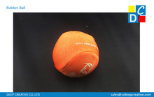 TPR Rubber ball in customized color and printing, promotional stress ball,water bounce ball