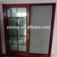 High evaluation durable aluminium windows with mosquito net