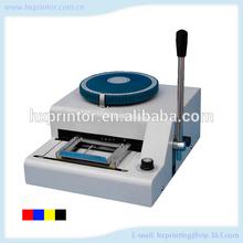 club plastic Card Embosser Machines