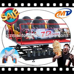 Amazing 5D,7D Cinema for Sale,Hot Sale 5D 7D kino