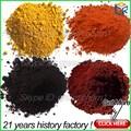 comprar óxido de hierro pigmentos precio para el producto químico formulario