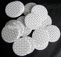 Made in China Pre-cut aluminium foil lid for yogurt plastic cup,Embossed pre-cut aluminum foil covers