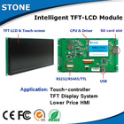 """LCD 10.1"""" color touch module with CPU, 10 inches tft lcd color monitor"""
