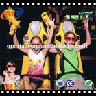 Hot sale amusement park rides 7D cinema simulator , 9D theater 5D movies equipment for sale