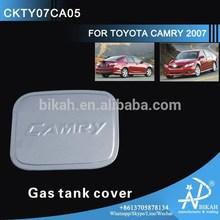 CHROME Gas tank cover FOR TOYOTA CAMRY 2007 CHROME KIT modify