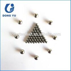 100Cr6 G200 7.938mm chrome/bearing steel balls