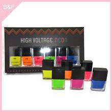 Etiqueta privada maquillaje de las uñas la moda de uñas belleza y las uñas de carteles