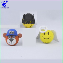 Excellent quality best selling popular soft salable toy eva foam ball