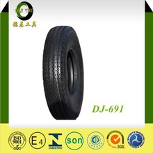 4.00-8 8PR DJ-691 facotry hign quality Three Wheel MADE IN CHINA Guatemala hot sale motorcycle tyre