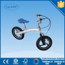 hot sale great material super quality oem aluminium alloy children balance bike kiddie ride for kids