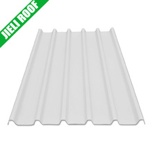 PVC Corrugated Plastic Roofing Sheets