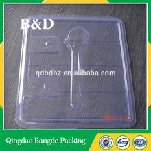 Trade Assurance Pvc/Pet/Ps/Pp Plastic Blister Packaging