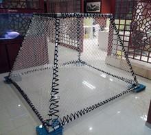Soccer goalkeeper training equipment/rebound soccer goal