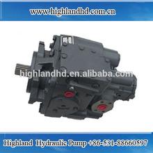 China manufacturer max pressure 35 mpa hydraulic pump