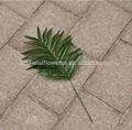 2015 toptan ipek yapay yaprak plastik muz yaprakları