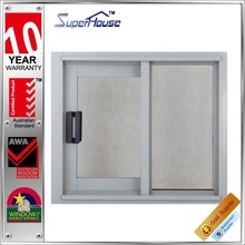 Australian hot selling BV certified factory new windows home with mosquito screen