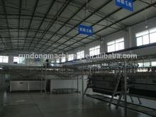 bird/chicken/duck/goose slaughter line/machine/equipment for developing country