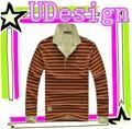 Rojo amarillo y camisas de polo china 100% de algodón de polo camisetas para la venta