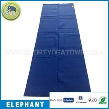 outdoor large size various colors bamboo yoga towel mat