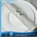 50*50cm made in china poliéster/algodão popular padrão de guardanapo de pano tamanho