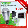 AC85-265 Great discount good quality 10w led wifi bulb rgbw