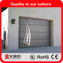 top sale whole sale garage door section with CE certifiate
