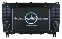 mercedes w203 navigation/mercedes benz c dashboard/mercedes clk w209 car dvd gps
