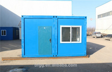 with cooling pad high quality steel hanger good quality welded container house