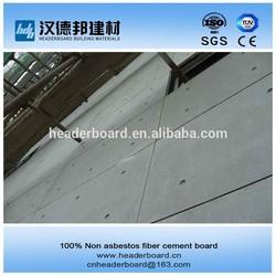 18mm fiber cement flooring board100% non asbestos