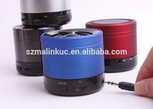 Economic new arrival o round bluetooth speaker power bank