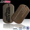 Factory direct sale metal alphabet dog tag