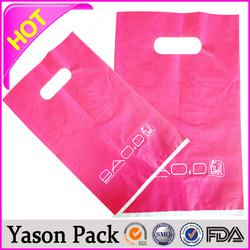 YASON seal plastic 20l standing plastic packaging bags waterproof plastic shipping bag