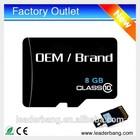 Wholesale price micro memory SD card 4gb SHENZHEN