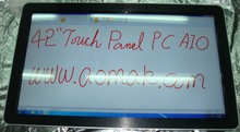 """Wall mounted ir panel/ mac touch screen overlay/ touch all in one pc 42"""""""
