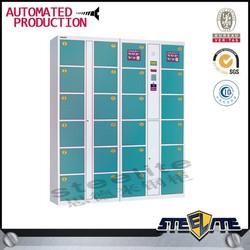 Cheap Hot Sale steel Locker/metal Locker/Electronic Lock Locker