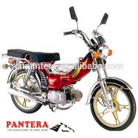 PT70-D Classic Alloy Wheel Type Delta Motorcycle 50cc