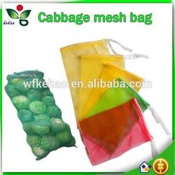 Strong qulity net potato onion mesh bag,PE Mono bag