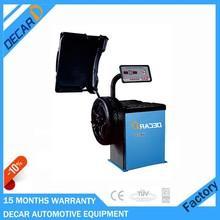 Car wheel balancer , automatic tire balancing machine for auto repair