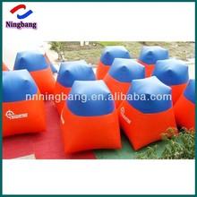 NB-PB2009 Ningbang 2015 Inflatable paintball bunkers/used paintball bunkers/cheap paintball arena