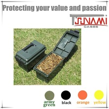 Water-resistance plastic carrying case tools boxes locks pistol carrying cases (TB-911)